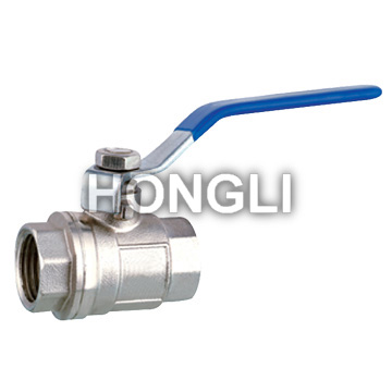Steel Handle Ball Valve