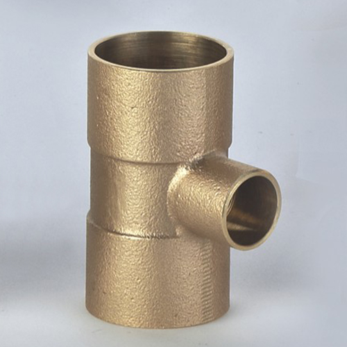 Tee C x C x C - Cast Bronze Fittings