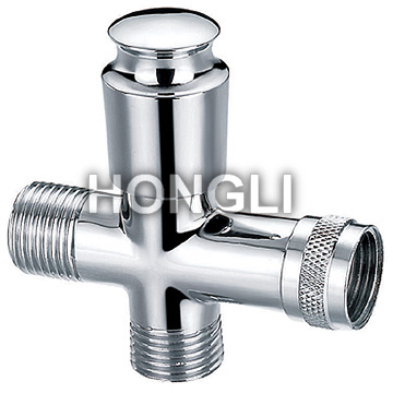 Chrome Plated Angle Valves