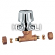 Brass Shower Valves