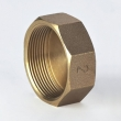 Tub cap cast bronze