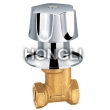 Bronze Shower Valves