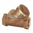 Bronze Y Check Valves