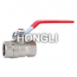 Steel Handle Bronze Ball Valves